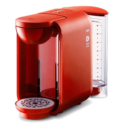【長期保証付】UCC DP2-R(レッド) DRIP POD(ドリップポッド) コーヒーメーカー