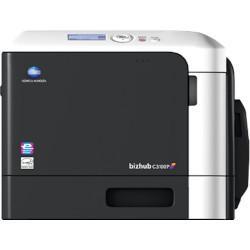 コニカミノルタ bizhub(ビズハブ) C3100P カラーレーザープリンター A4対応