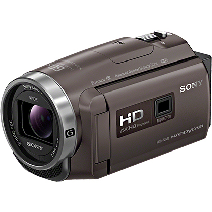 【長期保証付】ソニー HDR-PJ680-TI(ブロンズブラウン) デジタルHDビデオカメラレコーダー 64GB