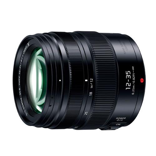 【長期保証付】パナソニック LUMIX G X VARIO 12-35mm / F2.8 II ASPH. / POWER O.I.S.