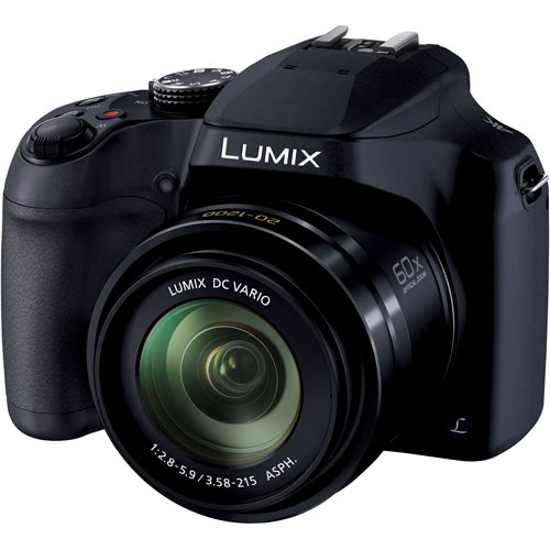 【長期保証付】パナソニック LUMIX DC-FZ85-K(ブラック)