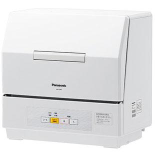 パナソニック NP-TCM4-W(ホワイト) プチ食洗 食器洗い乾燥機 3人分