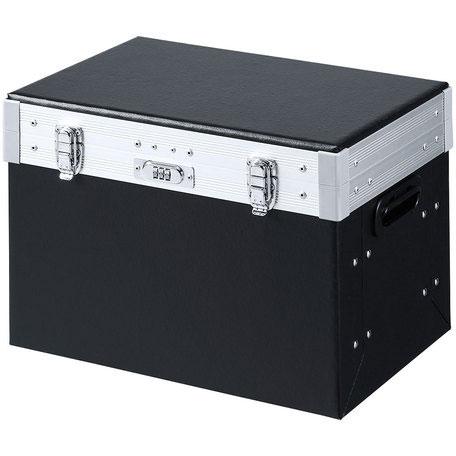サンワサプライ SLE-F002 セキュリティファイルボックス W500×D384×H285mm