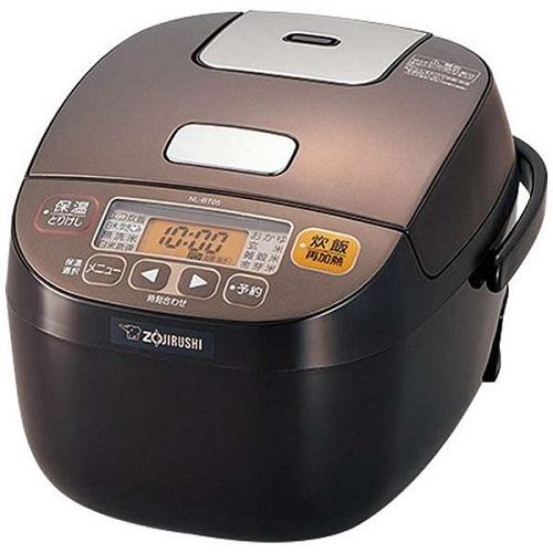 象印 NL-BT05(ブラウン) マイコン炊飯ジャー 3合
