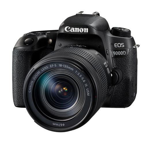 CANON キャノン EOS 9000D EF-S 18-135 IS USM レンズキット