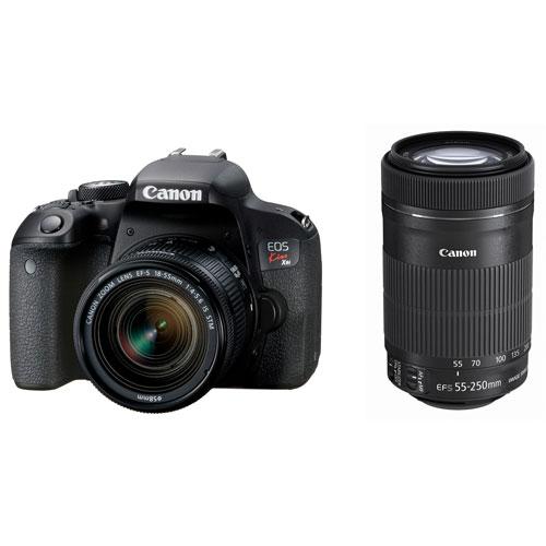 キャノン CANON デジタル一眼レフカメラ EOS KISS X9i ダブルズームキット