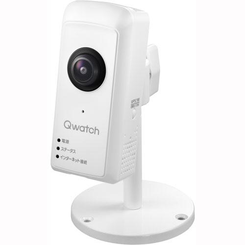 在庫あり 訳あり品送料無料 14時までの注文で当日出荷可能 IODATA TS-WRFE クウォッチ 180°パノラマビュー対応ネットワークカメラ 正規品送料無料 Qwatch 無線LAN対応