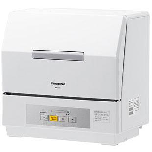 【設置+長期保証】パナソニック NP-TCR4-W(ホワイト) プチ食洗 食器洗い乾燥機 3人分