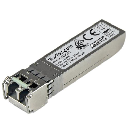 【送料無料】【在庫あり】【平日13時までのご注文で当日出荷可能!】 StarTech SFP10GLRSST SFP+モジュール Cisco製SFP-10G-LR-S互換
