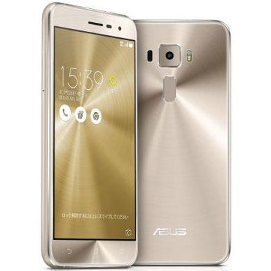 ASUS ZE520KL-GD32S3(クリスタルゴールド) ZenFone 3 SIMフリー LTE対応 32GB