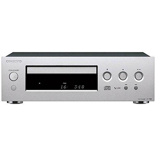 【長期保証付】ONKYO C-755 CDプレーヤー