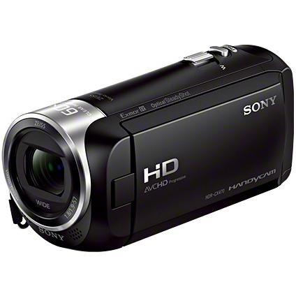 ソニー(SONY) デジタルHDビデオカメラレコーダー(ブラック)ハンディカム Handycam 32GB HDR-CX470-B 光学式手ブレ補正