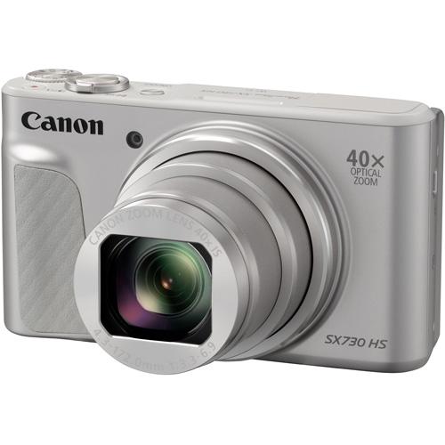 【長期保証付】CANON(キヤノン) Powershot SX730 HS(シルバー)