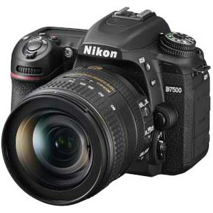 ニコン D7500 18-140 VR レンズキット