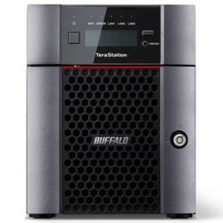 バッファロー TS5410DN1204 テラステーション 法人様向け4ドライブNAS 12TB 4ベイ