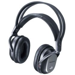 【長期保証付】パナソニック RP-WF70-K(ブラック) デジタルワイヤレスサラウンドヘッドホン