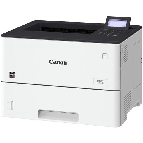 CANON Satera LBP312i モノクロレーザービームプリンター A4対応