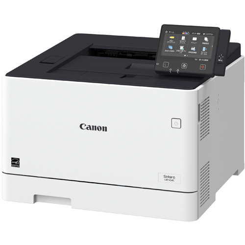CANON Satera LBP654C カラーレーザービームプリンター A4対応