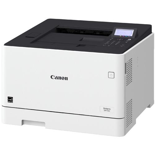 CANON Satera(サテラ) LBP652C カラーレーザービームプリンター A4対応