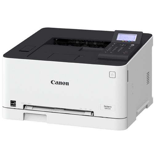 CANON Satera(サテラ) LBP612C カラーレーザービームプリンター A4対応 無線LANモデル