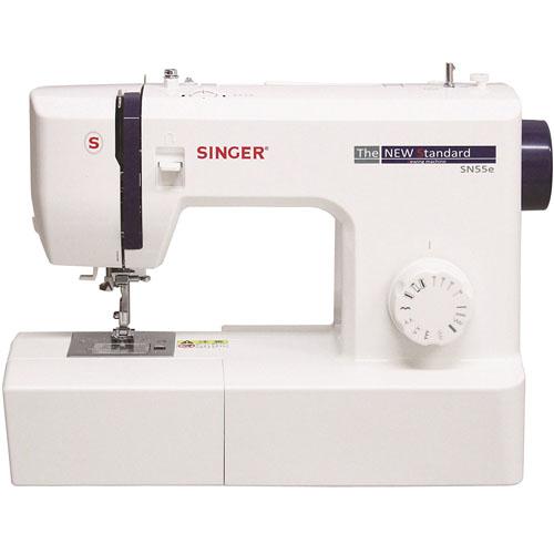 【長期保証付】シンガー SN55e 電動ミシン