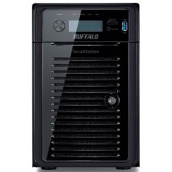 バッファロー WS5400RN12W6 テラステーションWSS 管理者・RAID機能搭載NAS 12TB 4ベイ