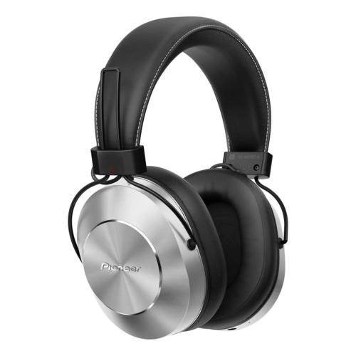 パイオニア SE-MS7BT-S(シルバー) Styleシリーズ ハイレゾ対応ダイナミック密閉型Bluetoothヘッドホン