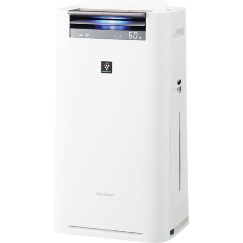 【長期保証付】シャープ KI-HS50-W(ホワイト) 加湿空気清浄機 空気清浄23畳/加湿15畳