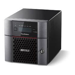 バッファロー TS5210DF00502 TS5210DFシリーズ 512GB 2ベイ
