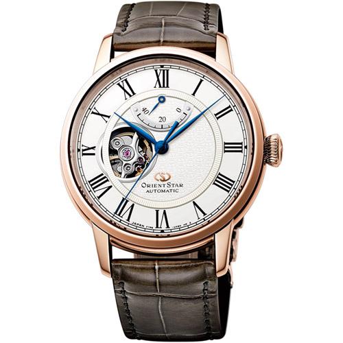 【長期保証付】オリエント RK-HH0003S Orient Star(オリエントスター) セミスケルトン 機械式時計 (メンズ)