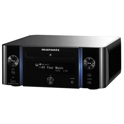 マランツ M-CR611 ネットワークCDレシーバー ブラック