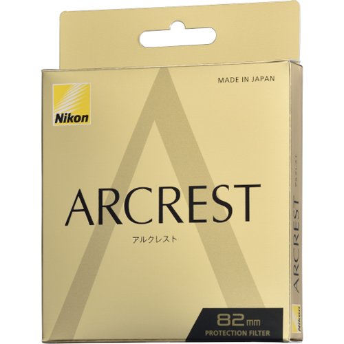 ニコン ARCREST PROTECTION FILTER 82mm