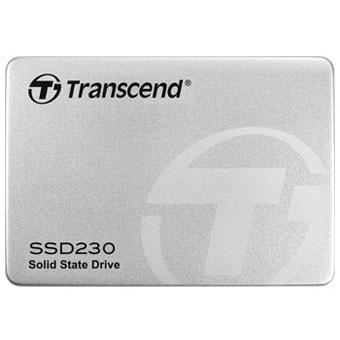トランセンド TS512GSSD230S 外付SSD 512GB SATA-III 6Gb/s接続