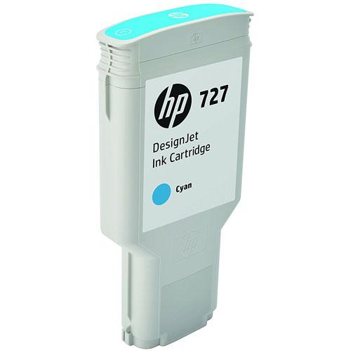 HP F9J76A 純正 HP727 シアンインク シアン 300ml
