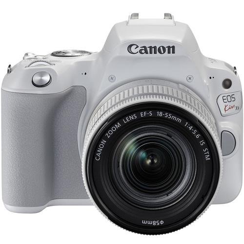CANON (キヤノン) EOS Kiss X9 デジタル一眼レフ EF-S18-55 IS STM レンズキット(ホワイト)