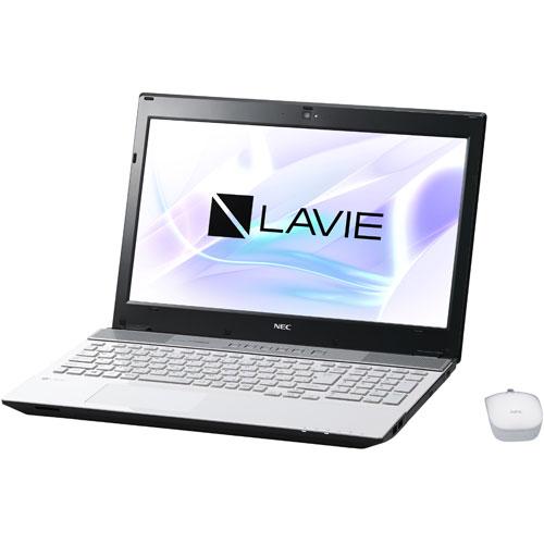 NEC PC-NS750HAW(クリスタルホワイト) LAVIE Note Standard 15.6型液晶