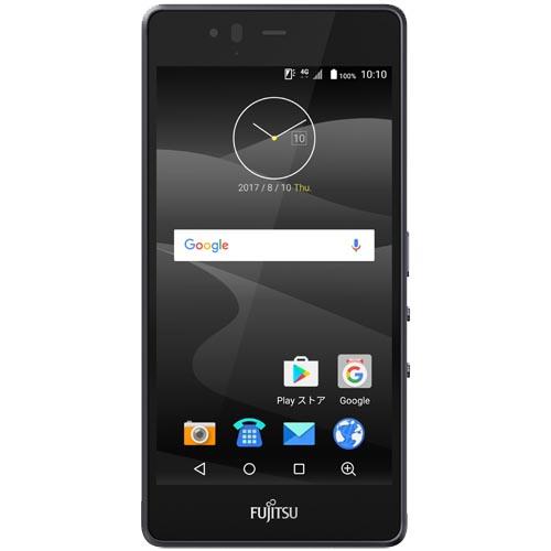 富士通 FARM06303(ブラック) Arrows M04 SIMフリー LTE対応 16GB