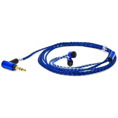 オヤイデ電気 Palette8 AT-IM SapphireBlue(サファイアブルー) ヘッドホン交換ケーブル 1.2m