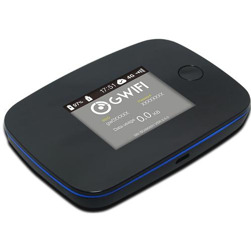 BroadLine G3000 世界対応モバイルWiFiルーター