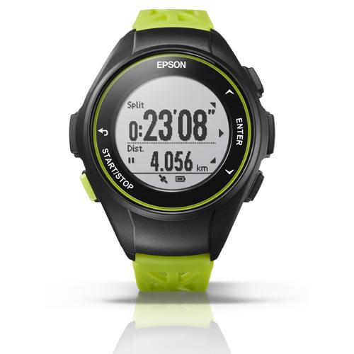 エプソン Q-10G(グリーン) Q-10G(グリーン) Wristable Wristable GPS エプソン 腕時計タイプ, 素晴らしい外見:2bba24b8 --- gallery-rugdoll.com