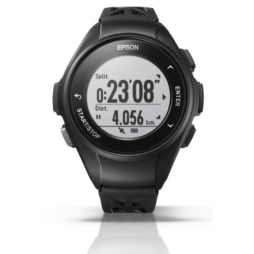 エプソン Q-10B(ブラック) Wristable GPS 腕時計タイプ