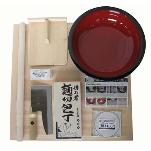 豊稔企販 麺打ちセット A-1015 4543983510150