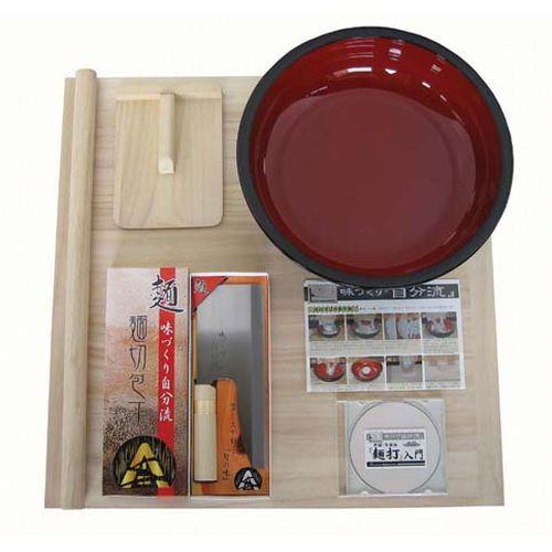 豊稔企販 家庭用麺打ちセットA A-1230 4543983512307