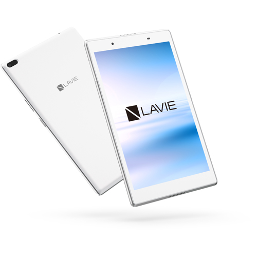 NEC PC-TE508HAW(ホワイト) LAVIE Tab E Wi-Fiモデル 8型 16GB