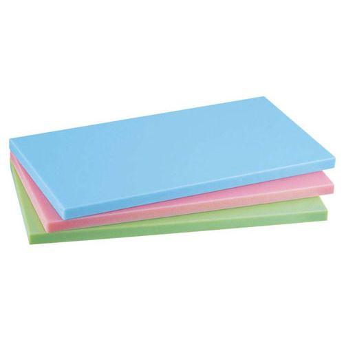 新輝合成 トンボ抗菌カラーまな板 600×300×30mm ブルー 4973221040598