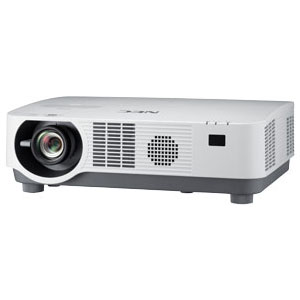 NEC NP-P502WLJD-2 ViewLight レーザープロジェクター 5000lm WXGA