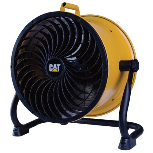 CAT(キャタピラー) HVD-14DC 35cmDCサーキュレーター 壁・床タイプ 工業扇