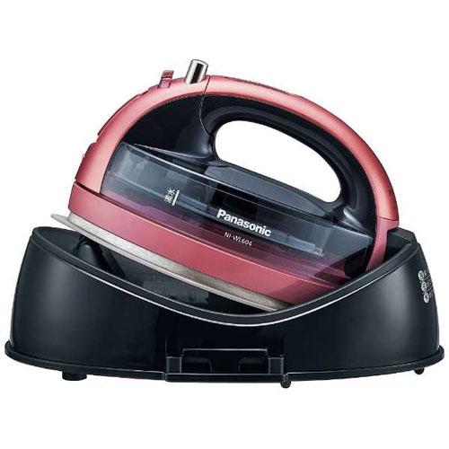 パナソニック NI-WL604-P(ピンク) カルル コードレススチームアイロン