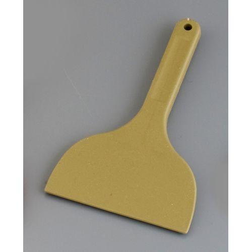 MPフーズ カラーシリコンスクレイパー MP-LS-H 大 短柄 黄 4905001372407