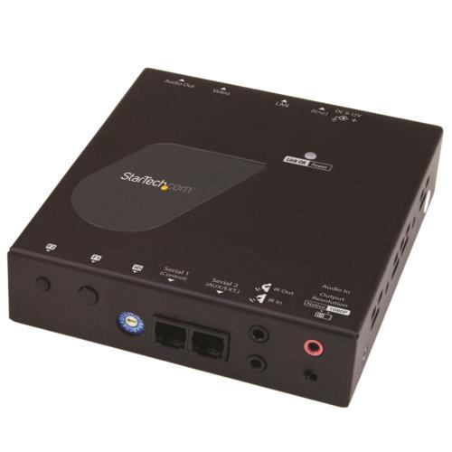 StarTech ST12MHDLAN4R 延長器キットST12MHDLAN4K用HDMI延長器用受信機